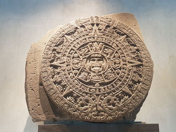 Anthropology museum mexico