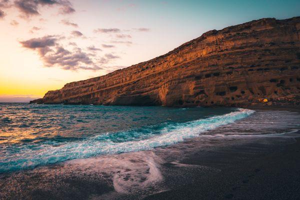 Matala Caves Crete xgrec