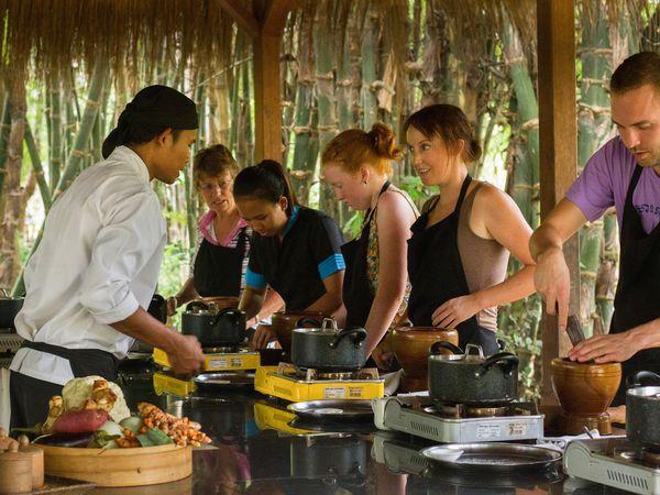 Siem Reap cookery class