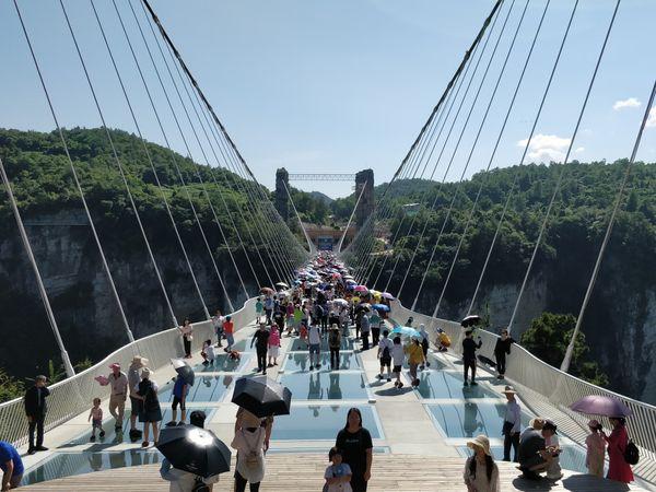 Zhangjiajie Canyon Glassbridge