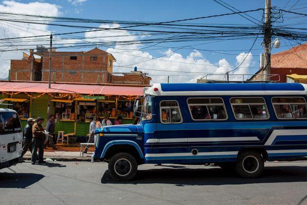 La PAz bus