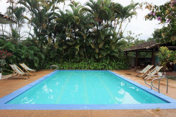 Finca San Diego Yolanda pool