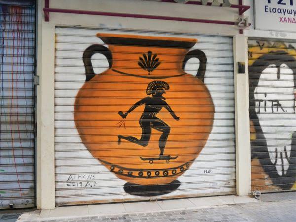 Athens impressions