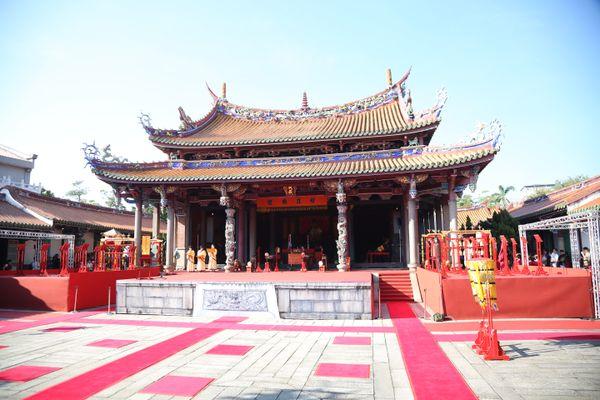 Conficius Temple Taipei