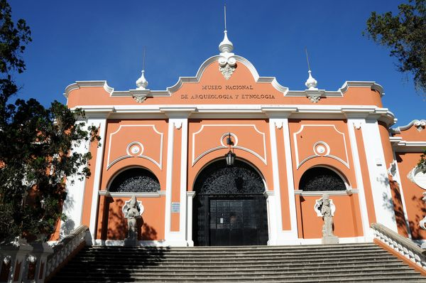 arqueological and etnological museum of guatemala