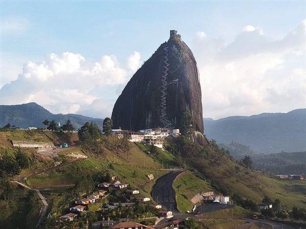 Piedra del Penol Guatapé