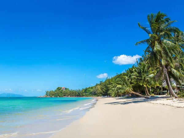 Koh Samui Island Beach Thailand