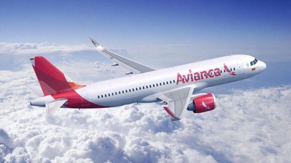 Flight to San Cristóbal AV1630