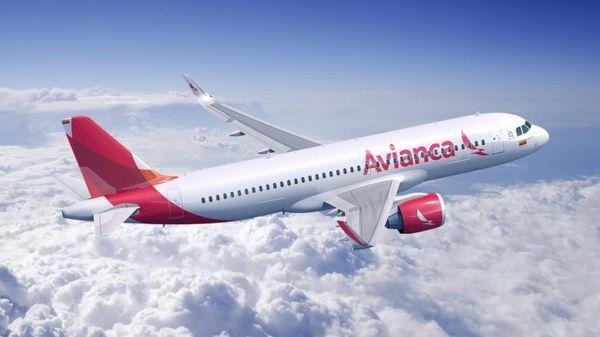 Flight to Baltra AV1688