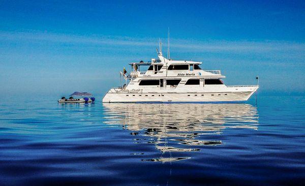 Aida Maria Galapagos Cruise