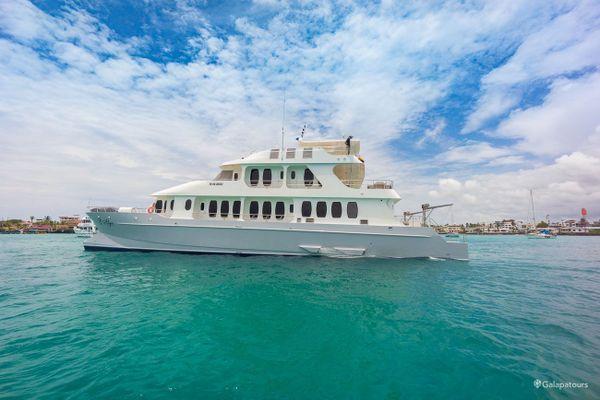 Alia Galapagos Cruise