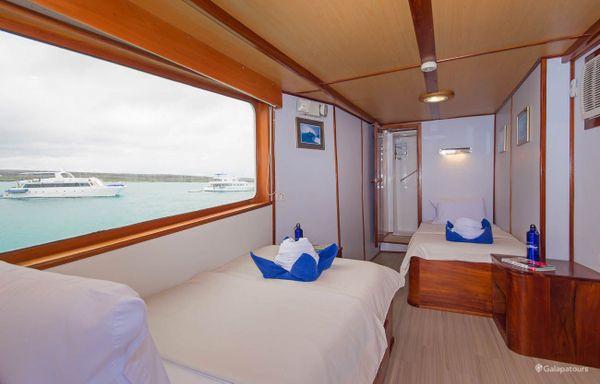 Beluga Galapagos Cruise