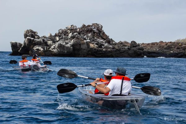 Camila Galapagos Cruise