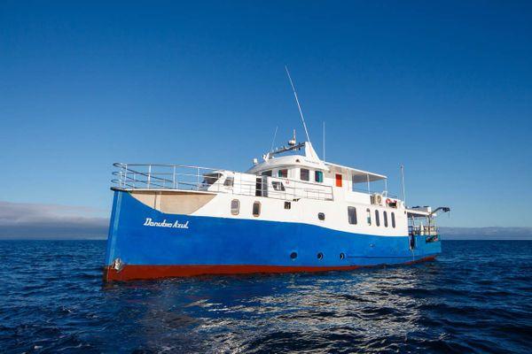 Danubio Azul Galapagos Cruise