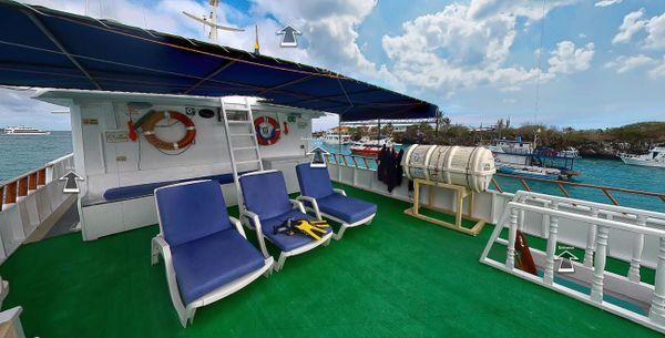 Darwin Galapagos Cruise