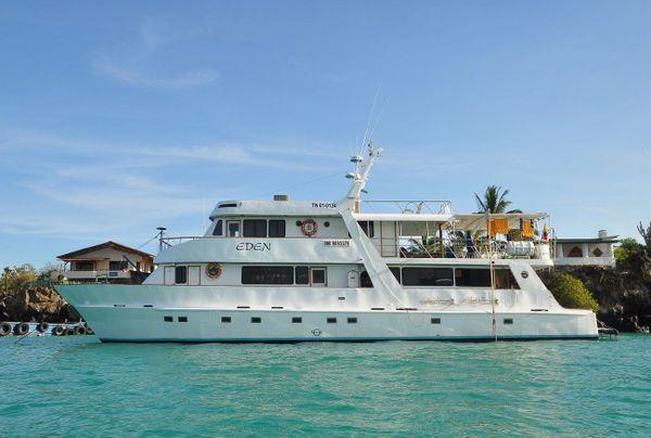 Eden Galapagos Cruise+Flights