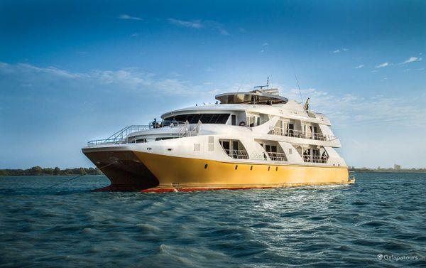 Elite Galapagos Cruise