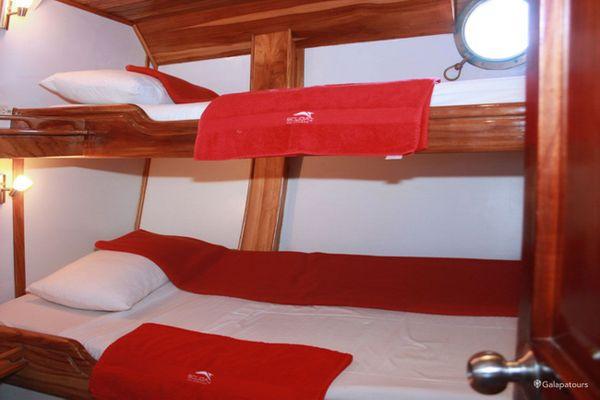 Encantada Galapagos Cruise