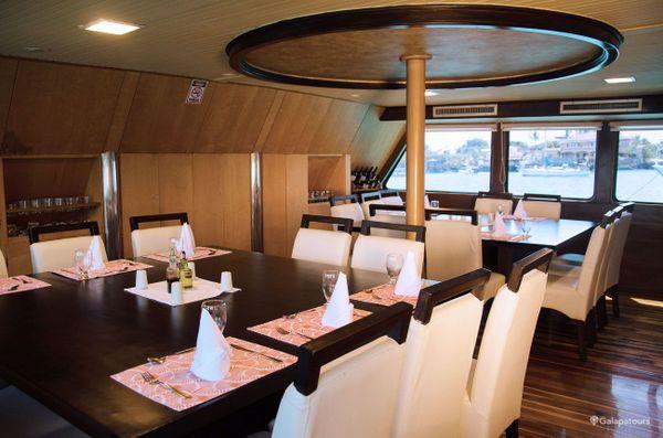 Equinox Galapagos Cruise