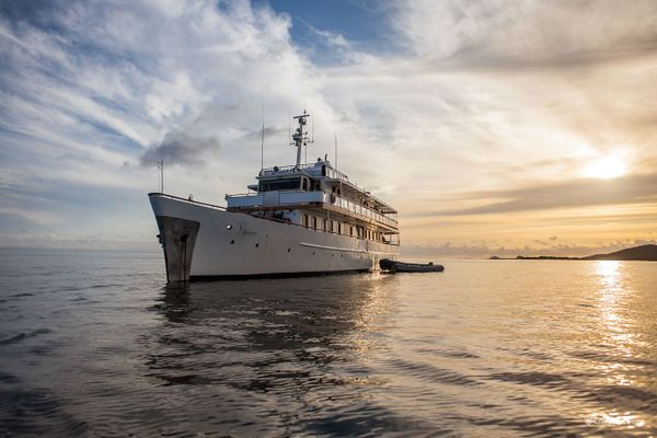 Grace Galapagos Cruise