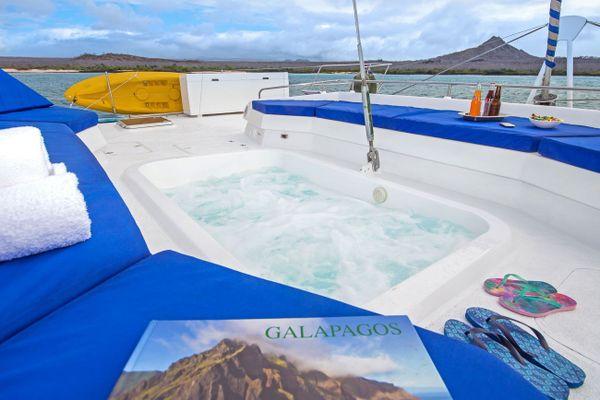 Nemo III Galapagos Cruise
