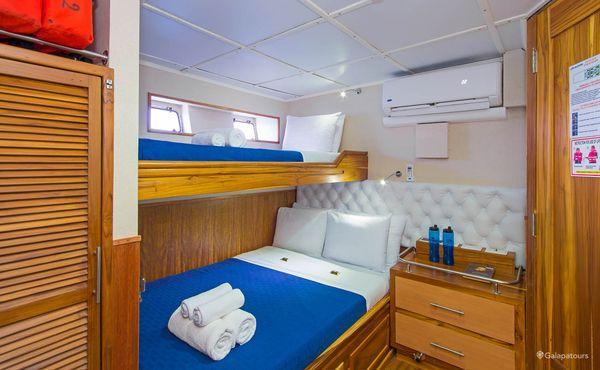 Blue Spirit Galapagos Diving Cruise