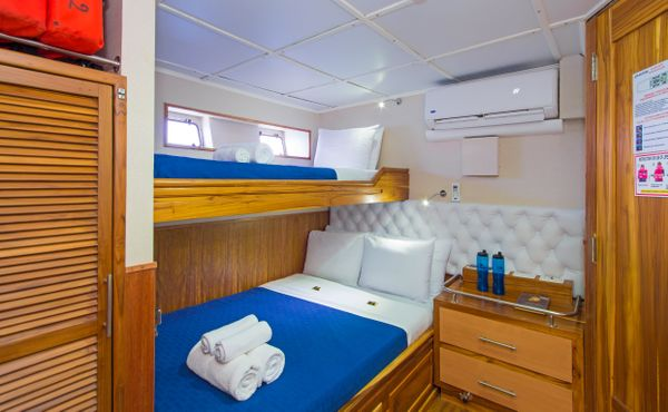 Blue Spirit Galapagos Cruise