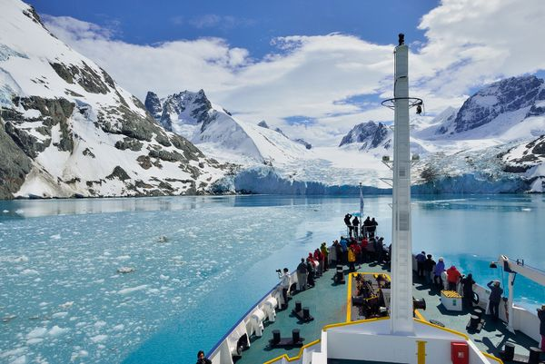 Oceanwide expeditions South Georgia Special