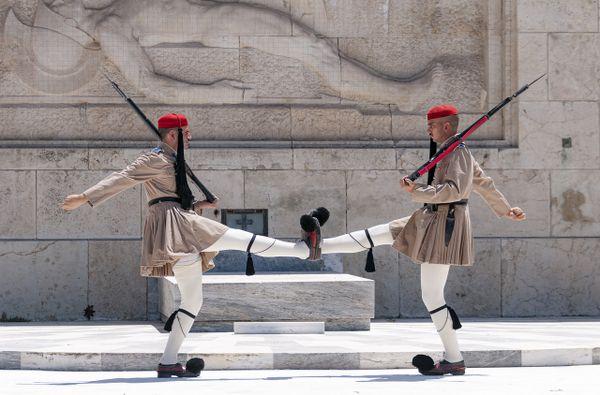guards athens