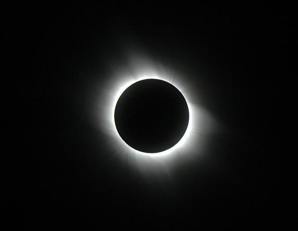 Ocean Victory Solar Eclipse