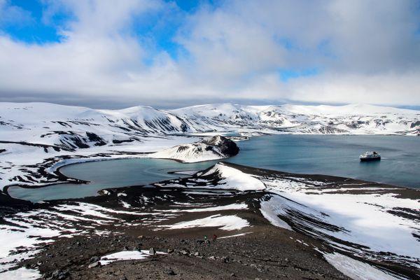 Ocean Endeavour Antarctica Peninsula Photos