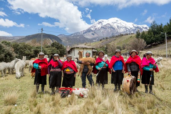 Wamay Way Community, Chimborazo Reserve