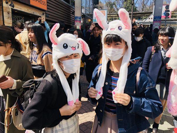 Pop fashion harajuku