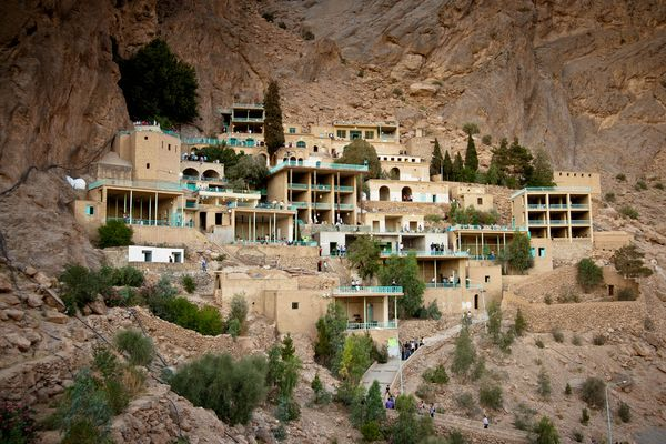 persia buildings