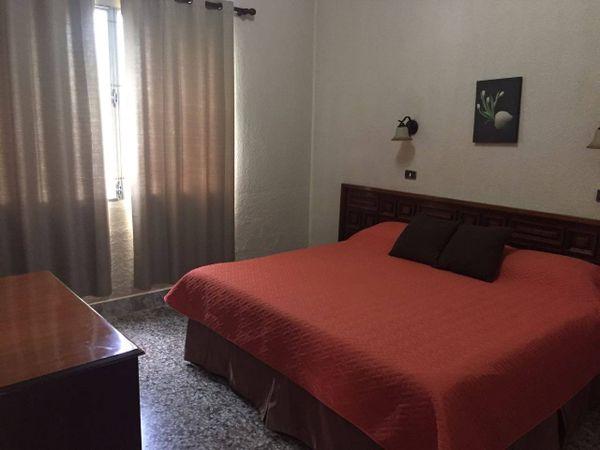 bedroom longarone hotel