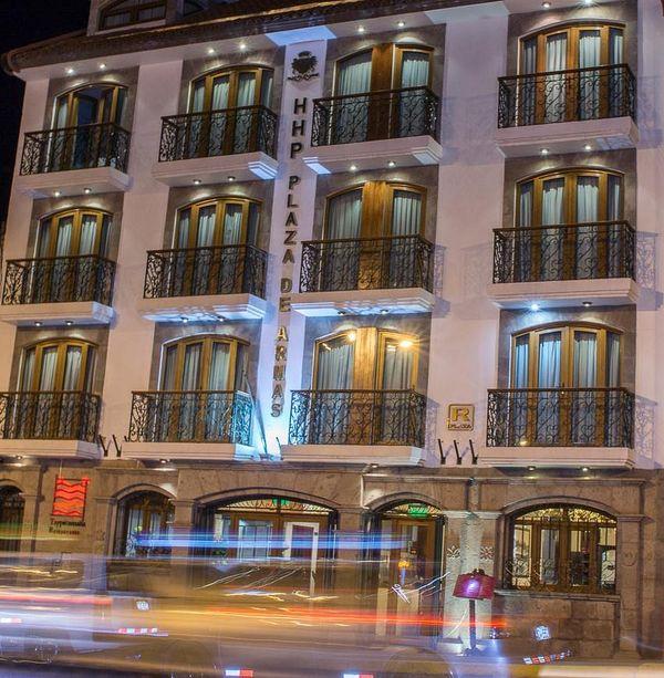 Hotel Hacienda Plaza de Armas Puno