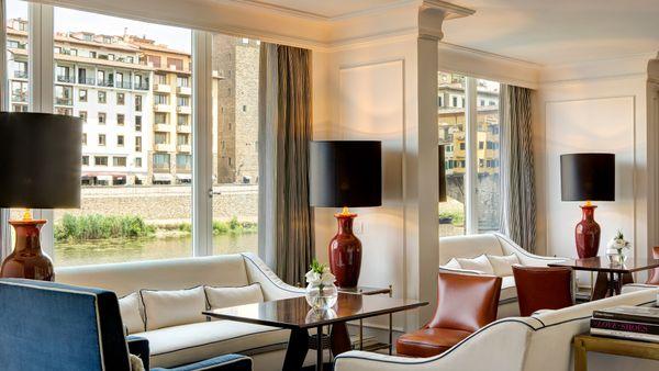 Lobby 3 Hotel Lungarno