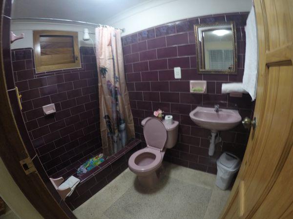 toilettes chez l'habitant cuba
