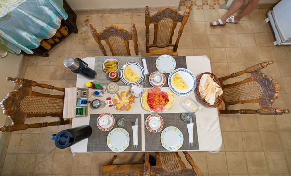 breakfast chez l'habitant cuba