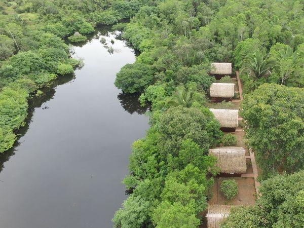 lodge amazonia brasil