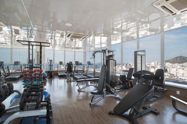 Royal Rio Palace Hotel Gym