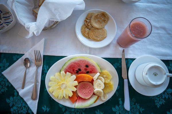 petit déjeuner chez l'habitant cuba