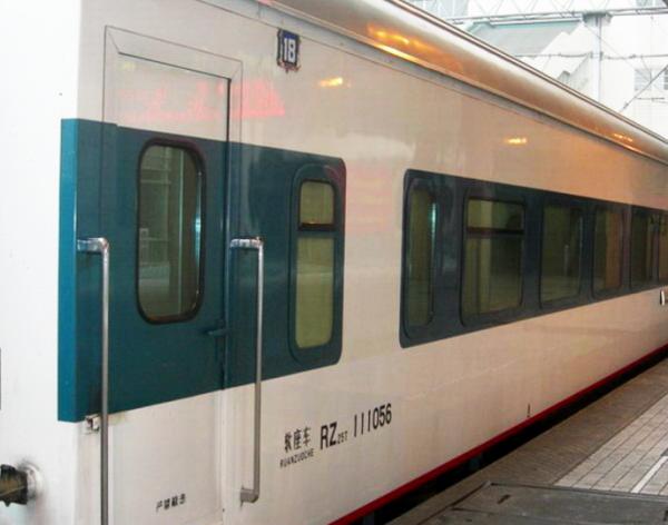 Overnight Train China