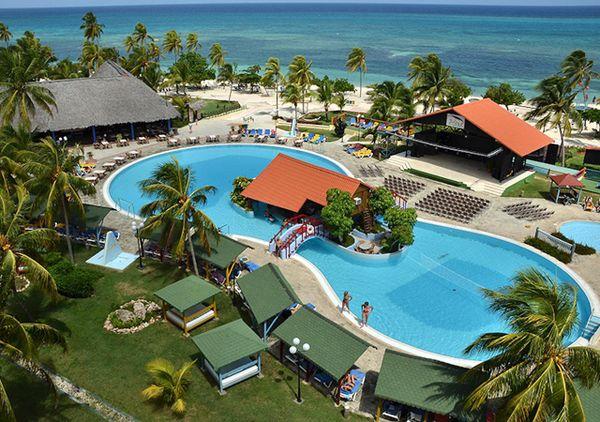 Pool Hotel brisas de Guardalavaca