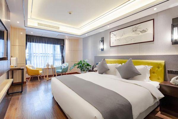 Sijiguishu Hotel Chengdu