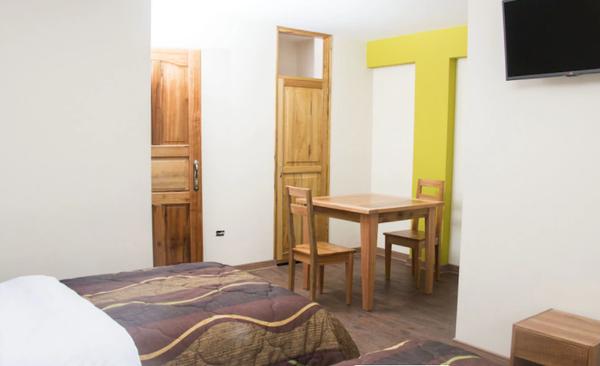Standard Room Suiza Peruana
