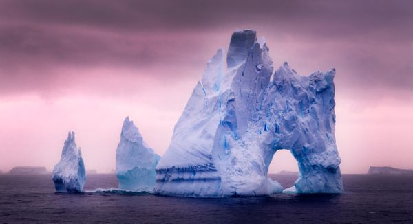 Antarctica21 landscapes