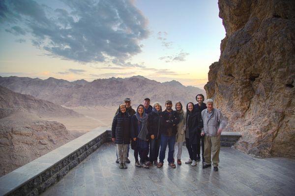 persiaventura - chak chak group picture