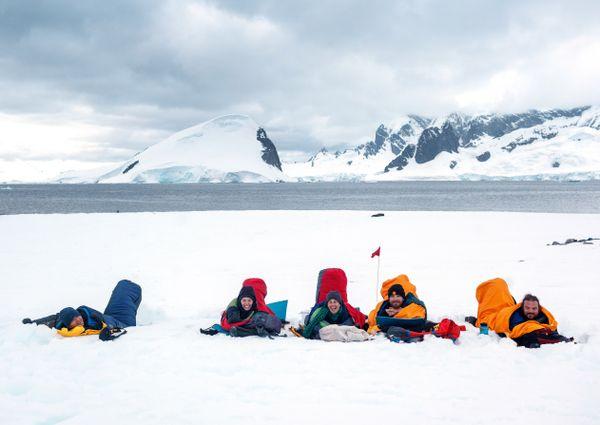 Quark Expeditions - Antarctica